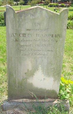 Archey Handley
