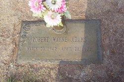 Robert Wayne Adams
