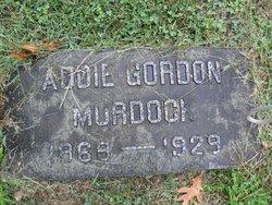 Addie <I>Gordon</I> Murdock