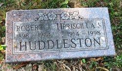 Priscilla Stump <I>Dozier</I> Huddleston