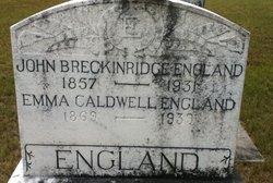 John Breckinridge England