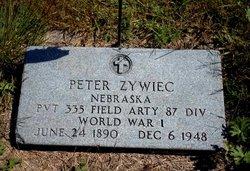Peter Paul Zywiec, Sr