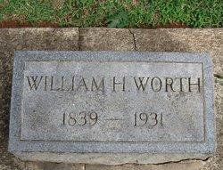 William H Worth