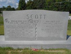 Mary Elizabeth <I>White</I> Scott