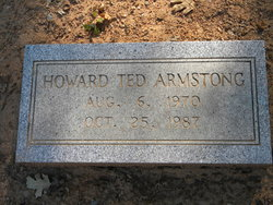 Howard Ted Armstrong