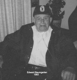 Edward Ludwig Baumgarten