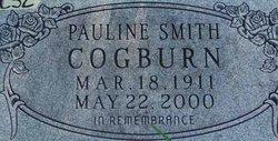 Pauline <I>Smith</I> Cogburn