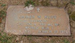 James Wesley Huff
