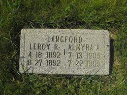 Almyra Amanda Langford