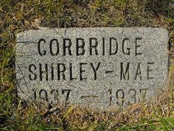 Shirley Mae Corbridge