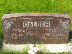Thomas Calder