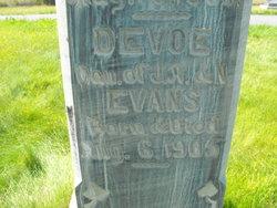 Devoe Evans