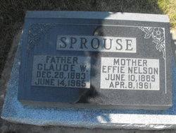 Claude Woldridge Sprouse