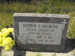Leopold J Gaumond