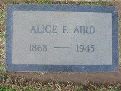Alice <I>Fowler</I> Aird