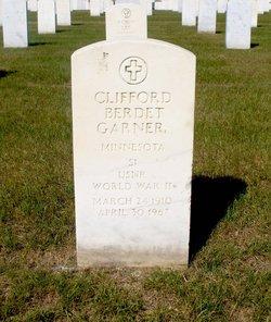 Clifford Berdet Garner