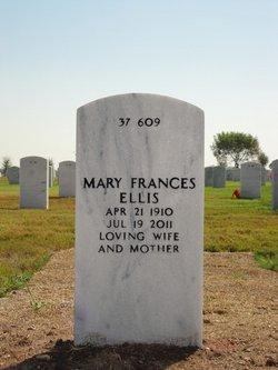 Mary Frances Ellis