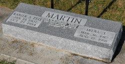 "Ranier Sachet ""Pete"" Martin"