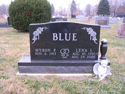 "Myron Phillip ""Babe"" Blue"