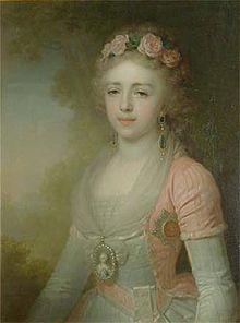 Alexandra Pavlovna - Grand Duchess of Russia