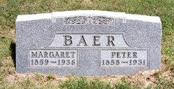 Margaret Florence <I>Snyder</I> Baer
