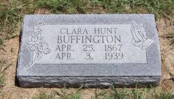 Clara Hunt Buffington