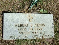 Albert B Akins