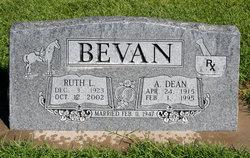 Archie Dean Bevan