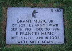 Grant Eugene Music, Jr
