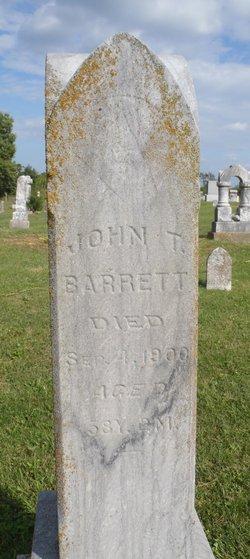 John Thomas Barrett