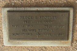 Ruth Mary <I>Bosler</I> Stotler