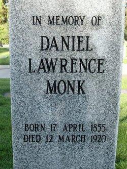 Daniel Lawrence Monk