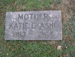 Katie C. <I>O'Byrne</I> Ashe