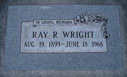 Ray Robert Wright