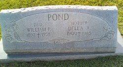 William Pitts Pond