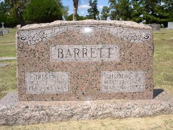 Thomas Patrick Barrett, Jr