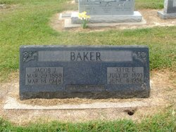 Jacob J Baker