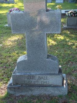 Allie Ball