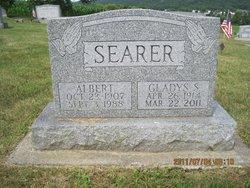 Gladys S. <I>Walter</I> Searer
