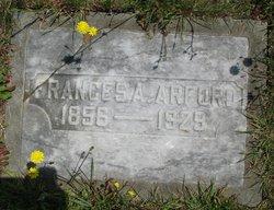 Frances Anna <I>Blake</I> Arford