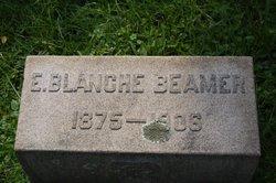 E. Blanche Beamer