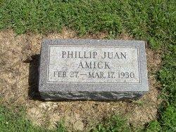 Phillip Juan Amick