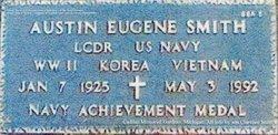 "LCDR Austin Eugene ""Smitty"" Smith"