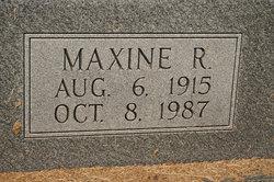 Una Maxine <I>Ridgway</I> Bingham