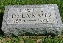 Edwin Forrest DeLaMater