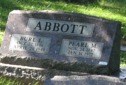 Pearl Mary <I>Richardson</I> Abbott