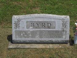 Lena Nell <I>Yates</I> BYRD