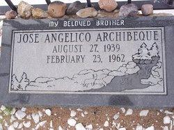 Jose Angelico Archibeque