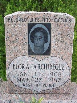 Flora Archibeque