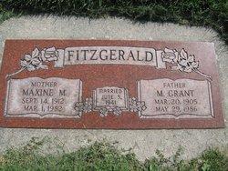 M Grant Fitzgerald